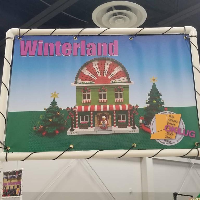Winterland OKI Lug Banner